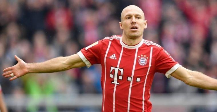 Bayern prikt datum met Robben en Ribéry: 'Ze willen verder bij deze club'