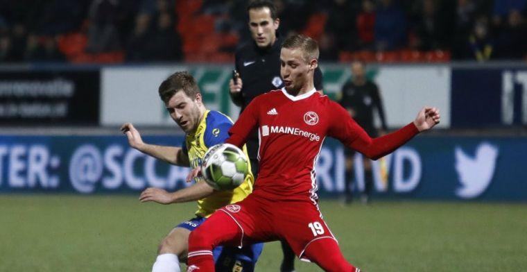 Eredivisie-clubs volgen uitblinker van Almere City: Zelf een beetje verrast