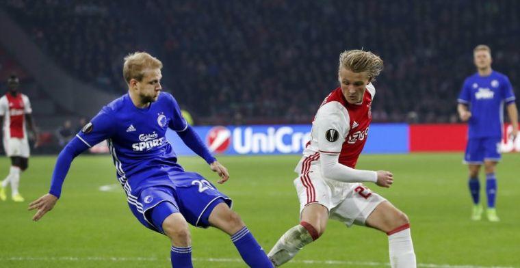 Heuglijk nieuws voor Ajax-paria Boilesen: Ben erg blij en trots
