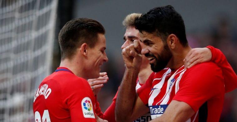 Parte médico: El Atlético pierde a uno de sus delanteros a tiempo indefinido