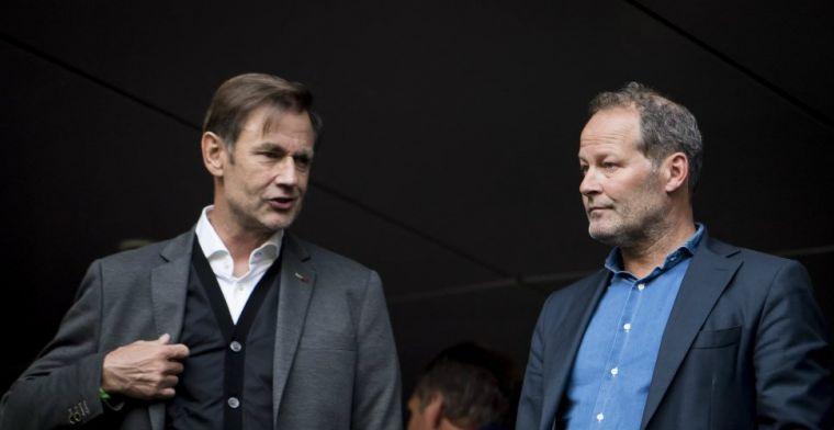Blind gevraagd naar Ajax-rentree Van Gaal: 'Niet logisch om over te praten'