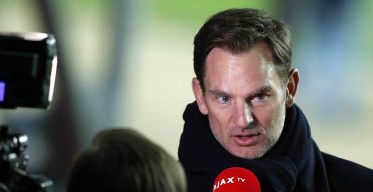 De Boer reageert op felle Mourinho-uithaal: 'Hij heeft heel veel respect'