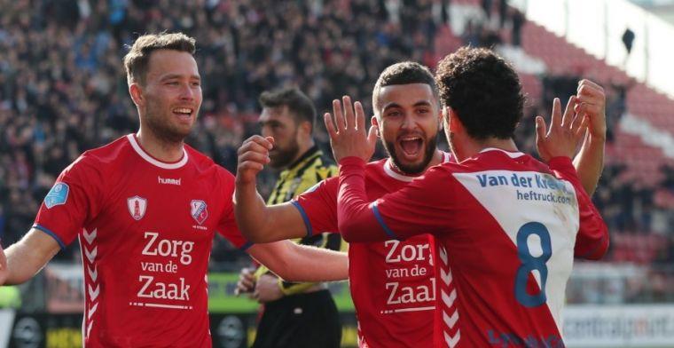 'Als ik na de zomer naar Feyenoord ga, ga ik de rest van het team ook aansteken'