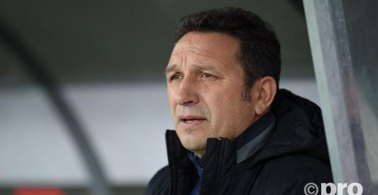 Según el 'Diario Vasco', Sacristán no seguirá en la Real la próxima temporada