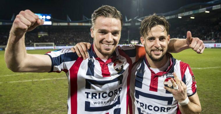 Bizar seizoen voor Eredivisie-topscorer: 'Ik zal nadenken over een grote club'