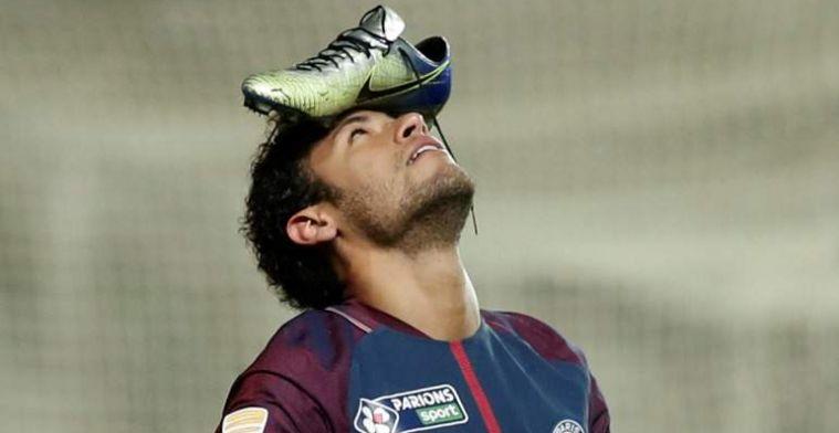 Nike será la llave que abra las puertas del Madrid a Neymar