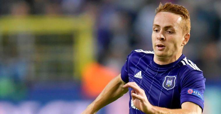 Anderlecht haalt slag thuis, schorsing Trebel valt mee