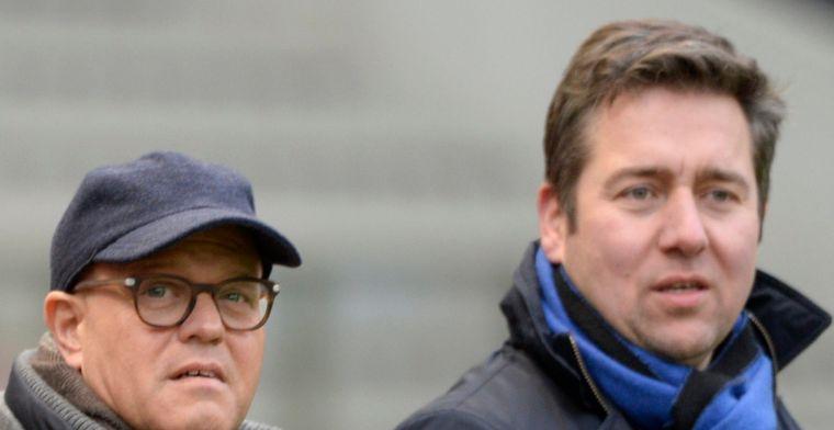 'Club Brugge toont zich ontevreden over de kalender van de Play-Offs'