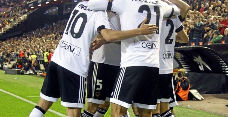 El Valencia no puede pensar en un lateral teniendo a Cancelo en el horizonte