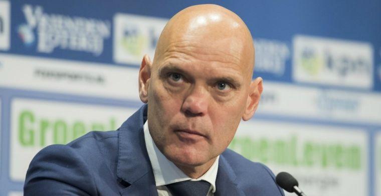 'Volgende Eredivisie-trainer vertrekt in de zomer: contract niet verlengd'
