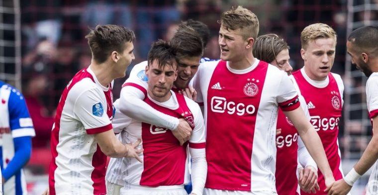 Onthulling Tagliafico: 'Opvallend genoeg was Ajax niet de eerste Nederlandse club'
