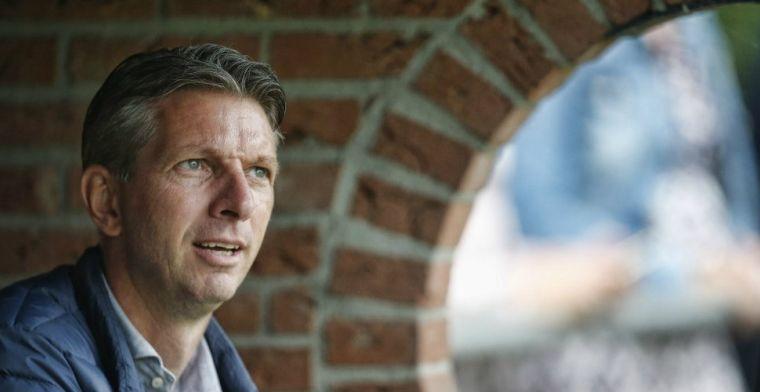 Trainerszoektocht Heerenveen begonnen: 'Dan kom je alleen bij Guardiola uit'