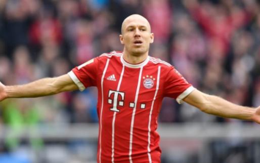 Transfernieuws | 'Populaire Robben kan verlengen én rekenen op 'topcontracten' uit de hele wereld'