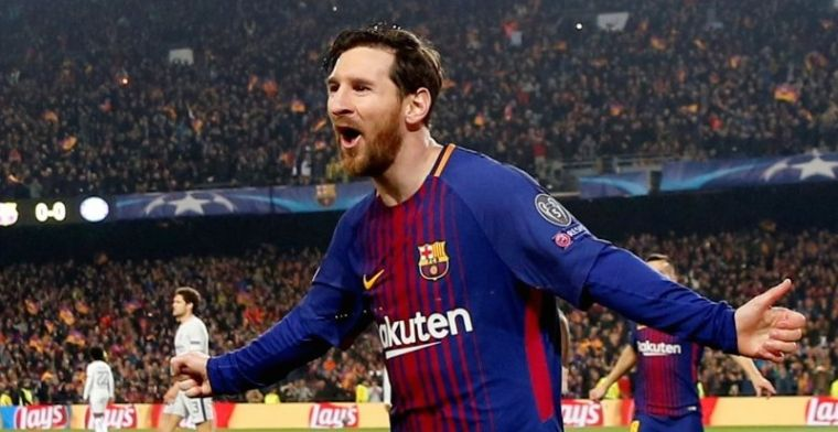 Messi alcanza una cifra histórica de goles en la Champions League ... 48dbd51768b1f