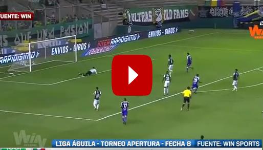 Afbeelding: GOAL: Club Brugge-doelwit laat zich opmerken met lekker doelpunt