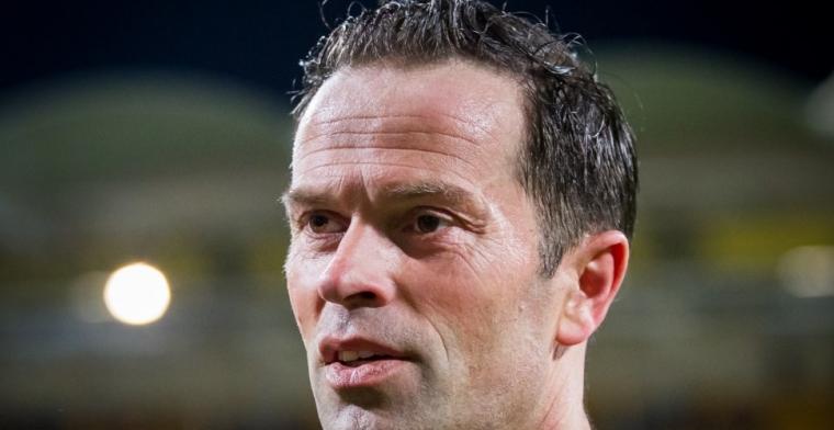Nijhuis negeert advies van de KNVB: 'Ik ga mijn stijl niet veranderen'