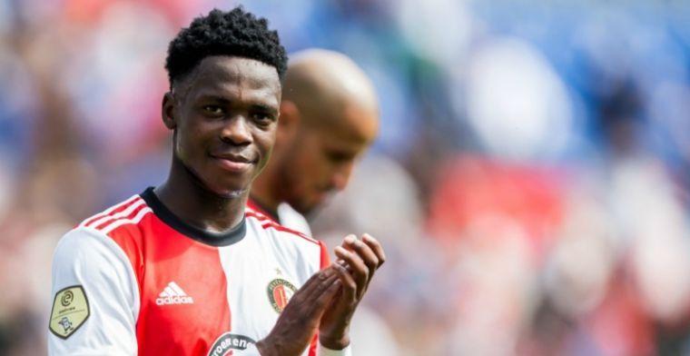 Van vluchteling naar aanstormend Feyenoord-talent: 'Trots op Vente en Malacia'