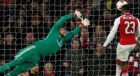 Imagen: POLÉMICA | El penalti a favor del Arsenal, un piscinazo total de Welbeck