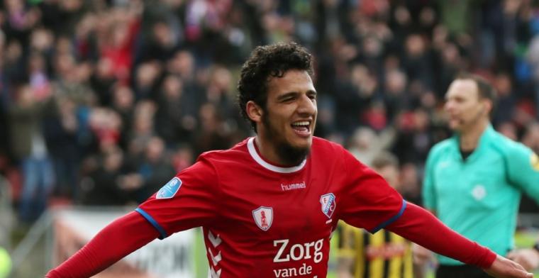 Ayoub wil Labyad terugpakken: 'Hart bonkte in m'n keel, dacht dat het voorbij was'