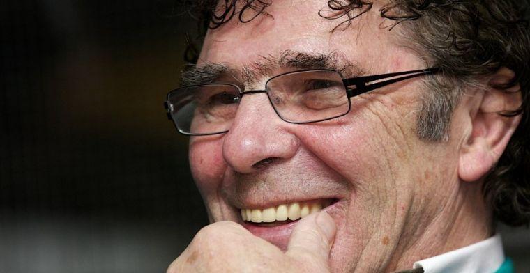 Van Hanegem is weer gezond na 35 bestralingen: 'Grote kans dat ik 75 word'