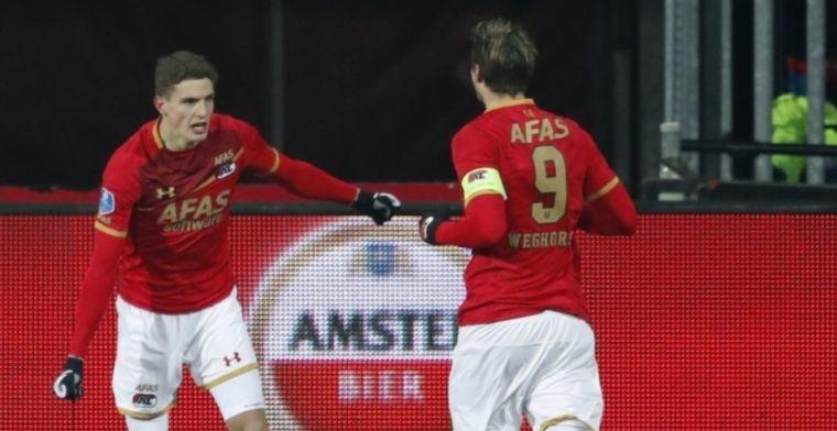 Onverwachte Oranje-oproep: 'Nee, we hadden tegen Feyenoord niet zo goed gespeeld'