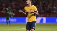 """Imagen: Koke: """"Filipe va a volver más fuerte, estoy seguro"""""""