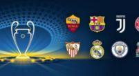 Imagen: Así quedan todos los emparejamientos de los cuartos de la Champions League