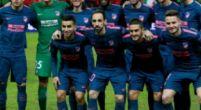 Imagen: El Atlético de Madrid y los posibles rivales en los cuartos de la Europa League