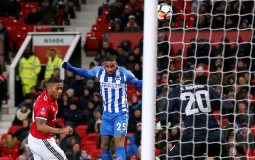 Afbeelding: Manchester United naar de halve finale dankzij Lukaku