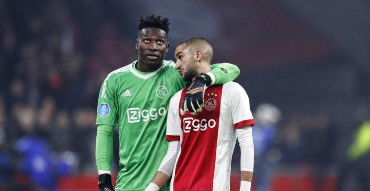 Twee grote meevallers voor Ajax: twijfelgevallen op tijd fit