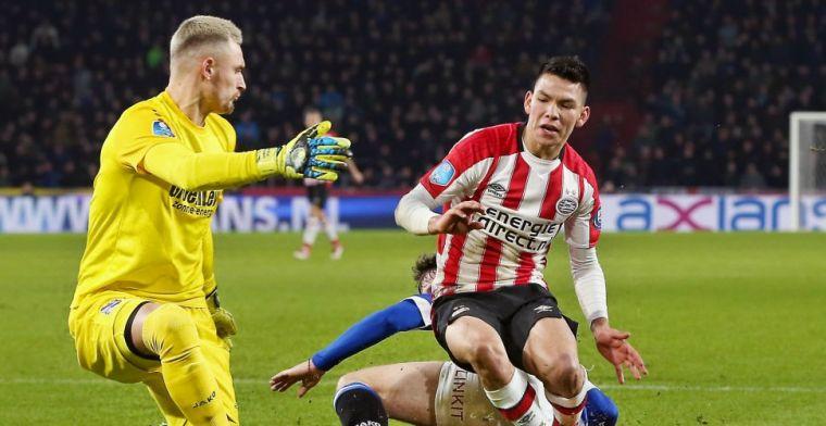 LIVE-discussie: Lozano en Hendrix terug bij PSV, fans eren afwezige VVV'er