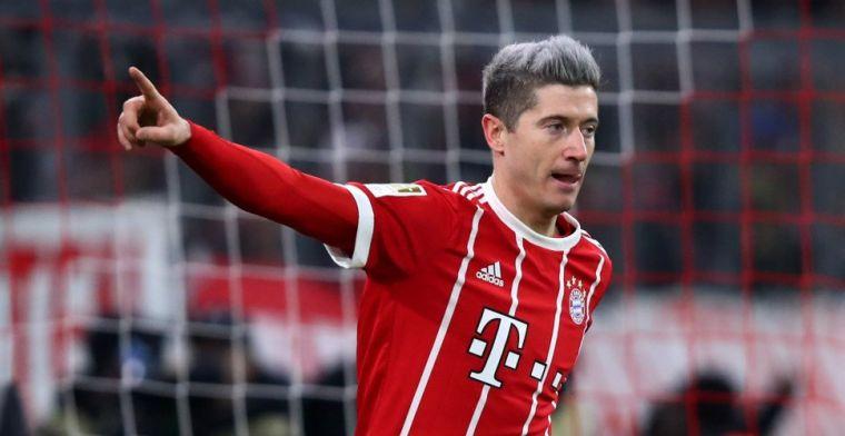 Update: 'Perez zoekt contact met Bayern na Lewandowski-nieuws: geen gesprekken'
