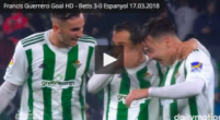 Imagen: VÍDEO | Lluvia de goles en el Villamarín, ahora le tocó a Francis