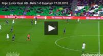 Imagen: VÍDEO | El Betis abrió la veda con cantada de Pau López incluída