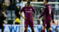 Imagen: Daily Mail: La FA se preocupa por los jugadores del Manchester City