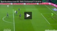 Imagen: VÍDEO | Ryad Boudebouz marcó al más puro estilo Messi para doblar la ventaja