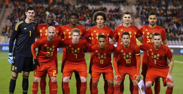 WK-angst bij Engeland: 'Rode Duivels hebben een enorm potentieel'