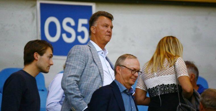 Van Gaal sneert: 'Hij denkt dat hij de leider van Bayern is, maar dat is niet zo'