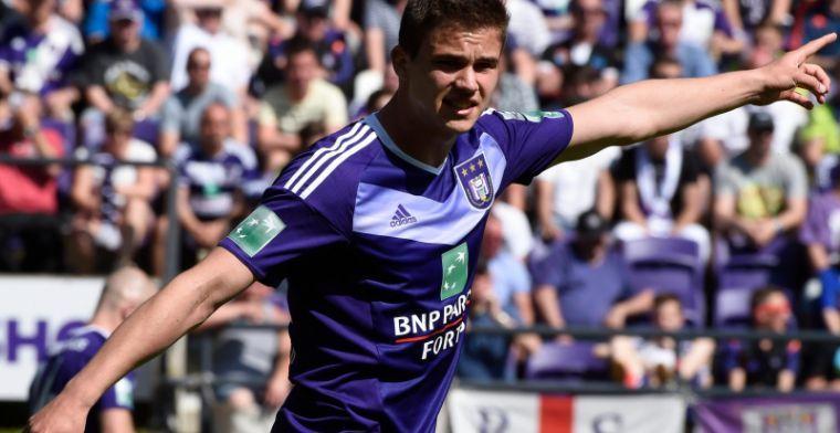 'Nieuwe ploeg mengt zich, Anderlecht kan jackpot winnen voor Dendoncker'