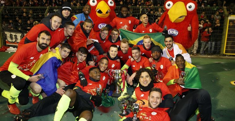 Geen mooie match om zien, maar belangrijkste is dat trofee terugkeert naar Luik