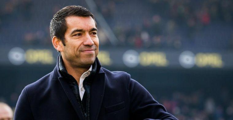 Positief gevoel overheerst bij Feyenoord-trainer: Vierde plek weer in handen