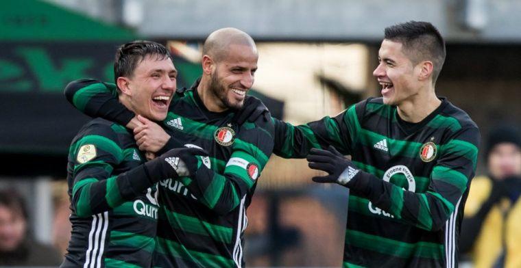 Feyenoord-captain kan verval niet verklaren: Iedereen raakte bij ons in paniek