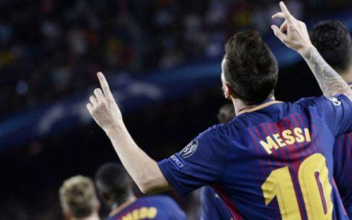 Afbeelding: Messi leefde niet als sportman: 'Chocolade, koekjes en frisdrank'