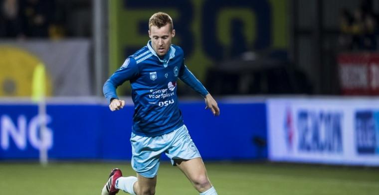 'Zoekend PEC Zwolle richt pijlen op twee Eredivisie-spelers'