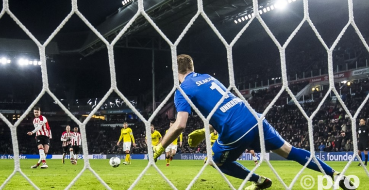 'Grote Nederlandse clubs moeten toeslaan, hij is net zo goed als Van der Sar'