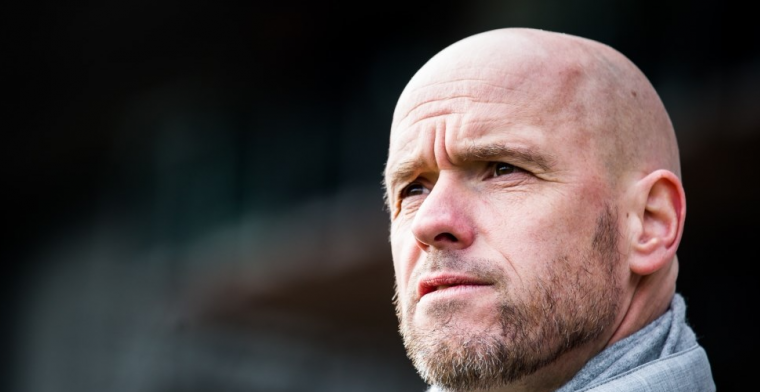 Ten Hag geeft Ajax-spelers vrij en heeft blessurenieuws: 'Zal daarom nodig zijn'