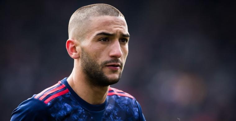 'Op zeker opteert Ziyech voor een transfer na al zijn negatieve ervaringen'