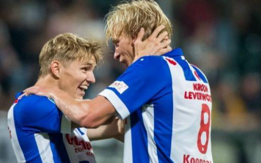 Transfernieuws   Ödegaard begint aan Heerenveen-afscheidstournee:
