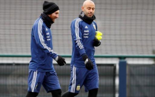 Imagen: Mascherano considera que Messi