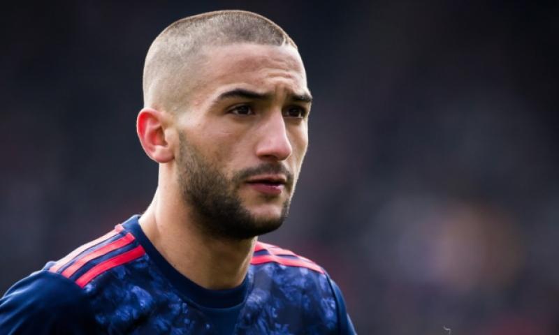 Afbeelding: 'Opvolger' Ziyech loopt rond in Eredivisie: 'Denk dat hij toe is aan stap hogerop'